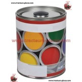 AGM PEINTURE SYNTHETIQUE ROUGE POT 1L