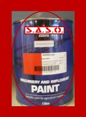 PEINTURE MASSEY FERGUSON TRAFFIC GREY