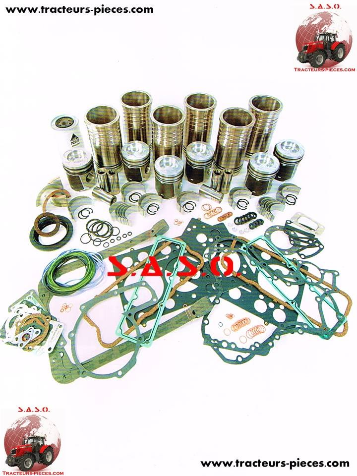 "KIT DE REVISION MOTEUR 1006.6T (construction ""YB"" )  MASSEY FERGUSON 4226514M91"